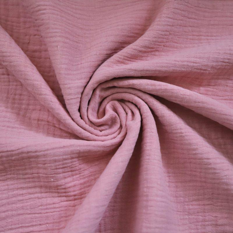 Pink Cotton Fabric