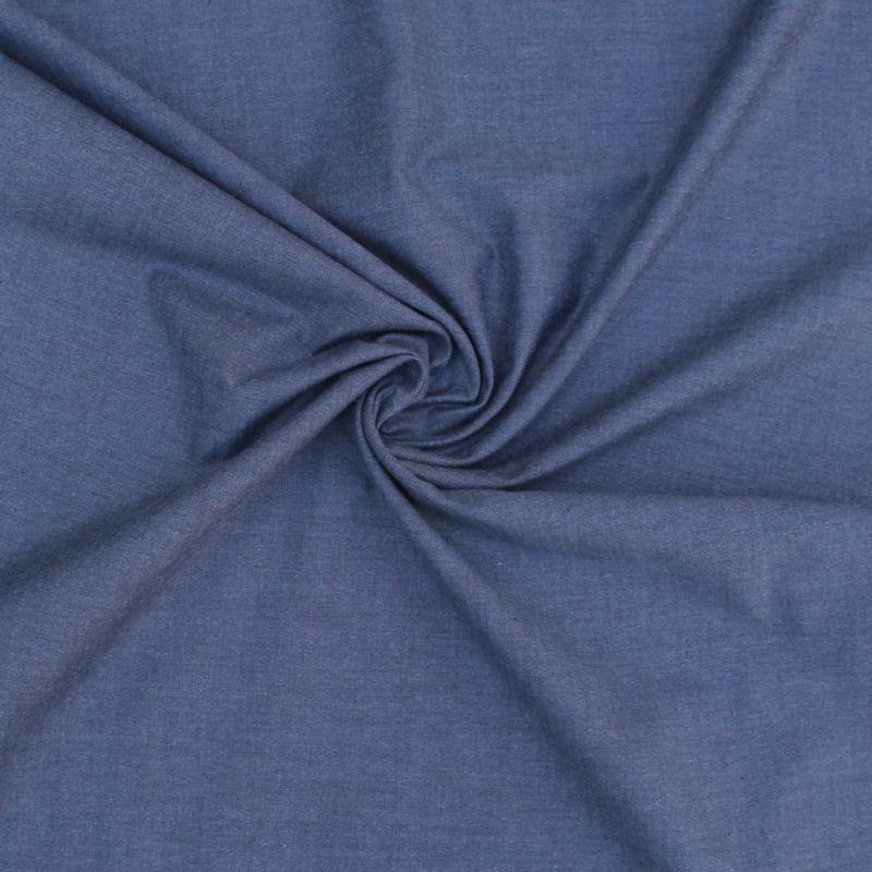 Stone Wash Peppered Cotton Fabric